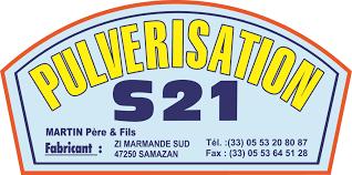 PULVERISATION S21